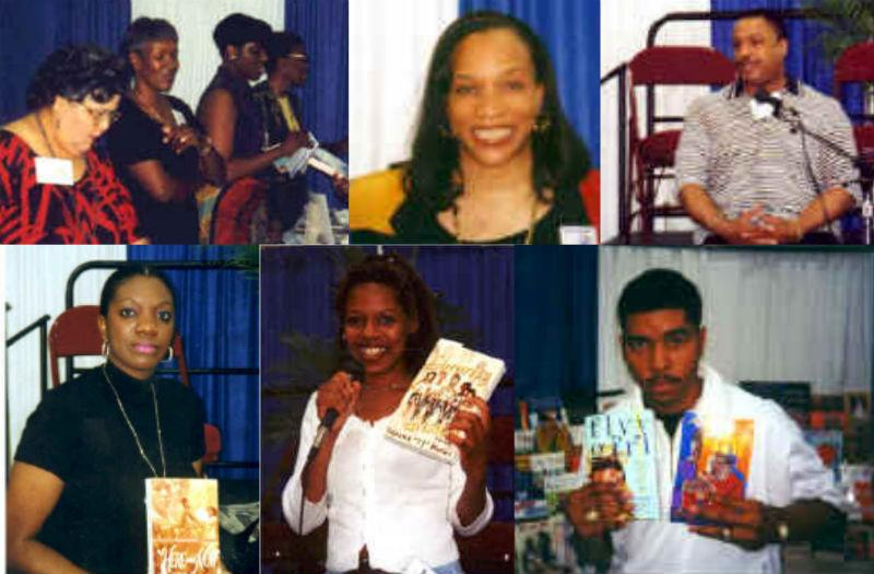 Author Photos from The National African American Cultural Expo 1999