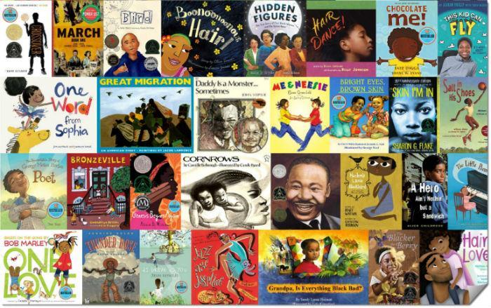 Buy 100+ of the Top Books for Black children