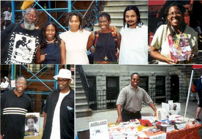 Harlem Book Fair 2000