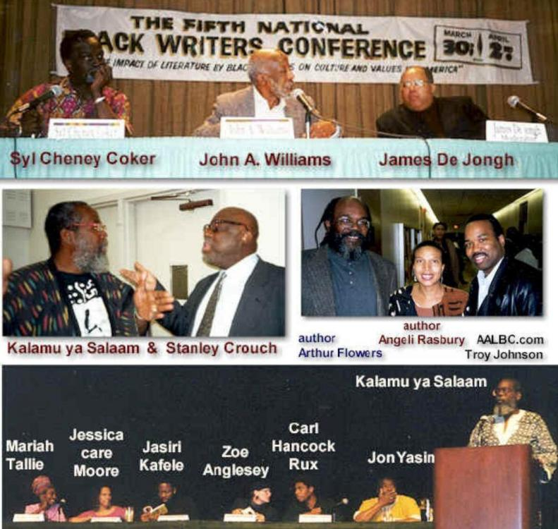 National Black Writers Conference 2000