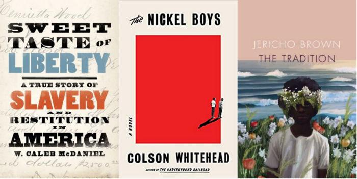 2020 Pulitzer Prize Winning Books