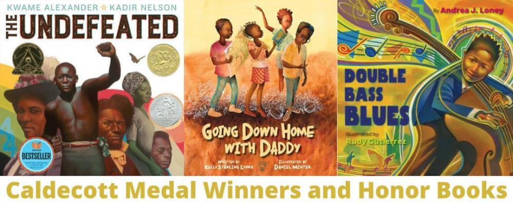 Caldecott Award Winning and Honored Books