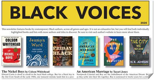 Black Voices Newsletter