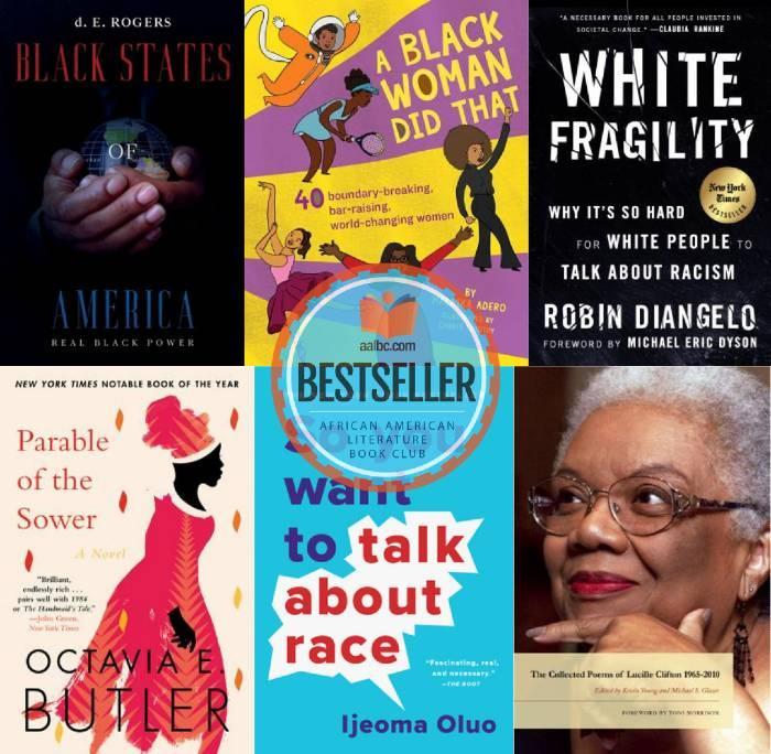 AALBC Bestselling Books August 2020