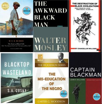 Books for Black Men.