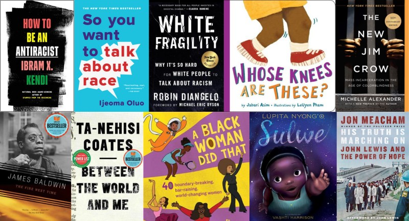 AALBC's Top 10 Bestselling Books for 2020
