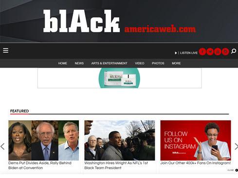 Black America Web