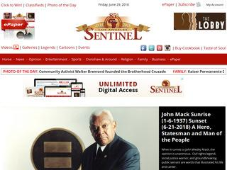 The Los Angeles Sentinel