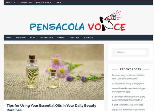 The Pensacola Voice