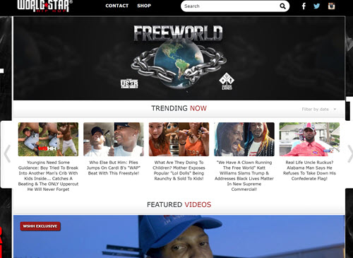 Worldstar Hip Hop
