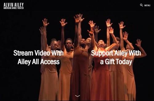 Alvin Ailey Dance Foundation, Inc