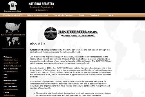 JUNETEENTH.com