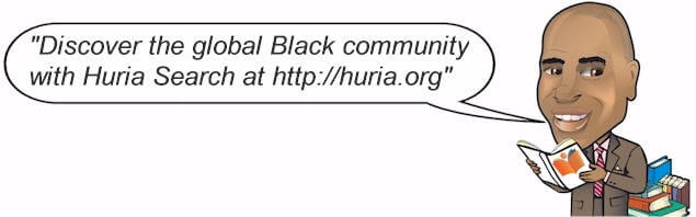 Discover the Global Black Community with Huria Search