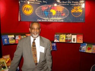 Kassahun Checole of African World Press