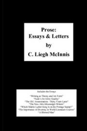 Prose: Essays and Letters